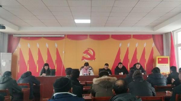 县委组织部考核组到杨田镇开展第七批选派干部考核工作
